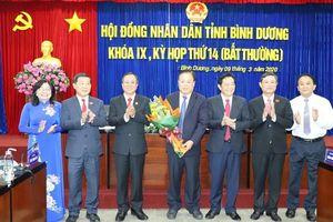 Thừa Thiên - Huế và Bình Dương bổ nhiệm nhân sự, lãnh đạo mới