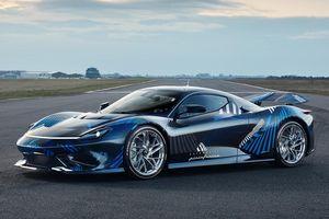 Những siêu xe cực mạnh giá hàng triệu USD ra mắt năm nay