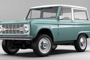 Ford Bronco 2021 mới tái xuất, xe hoài cổ vạn fan mê