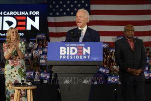 Ứng cử viên Biden giành chiến thắng tại bang Mississippi và Missouri