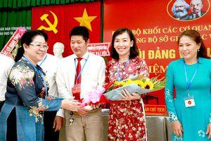Tiếp tục tổ chức Đại hội Đảng bộ cơ sở