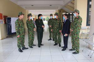 Bắc Giang cách ly khẩn cấp 49 người Trung Quốc vào Việt Nam qua nước thứ 3