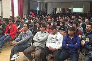Lao động bất hợp pháp tại Hàn Quốc chỉ cần khai báo online để về nước