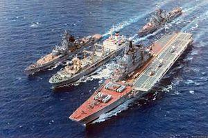 Sergey Gorshkov-người đặt nền móng cho hai lực lượng hải quân