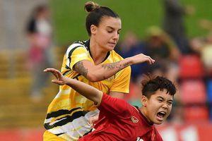 ĐT nữ Việt Nam trình diễn ấn tượng trong trận lượt về vòng Play-off Olympic Tokyo