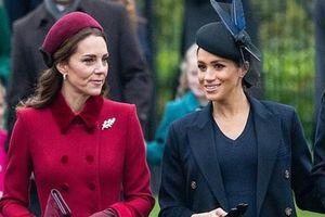 Động thái chứng tỏ Công nương Kate đã chính thức đặt dấu chấm hết cho 'cơn sốt Meghan Markle' từng khuấy đảo nước Anh