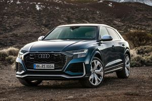 Crossover hiệu suất cao Audi RS Q8 2020 bán giá cao ngất ngưởng