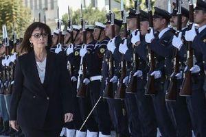 Hy Lạp: Thẩm phán cấp cao trở thành nữ Tổng thống đầu tiên trong lịch sử