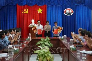 Cà Mau thay đổi nhân sự Bí thư huyện ủy U Minh