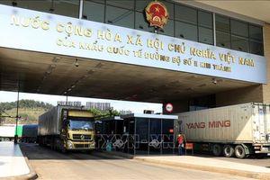 Phối hợp tháo gỡ khó khăn, khôi phục kinh tế thương mại Việt - Trung
