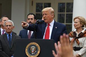 Ông Trump nói sẽ đi xét nghiệm COVID-19 sớm