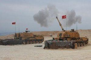 Thổ Nhĩ Kỳ tấn công SAA bất chấp thỏa thuận với Nga