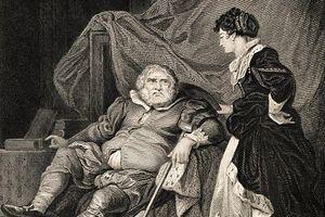 Bí mật ít biết vợ yêu của nhà vua đa tình nhất nước Anh