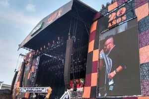 Bất chấp dịch Covid-19 lan rộng Mexico vẫn khai mạc Festival âm nhạc quốc tế