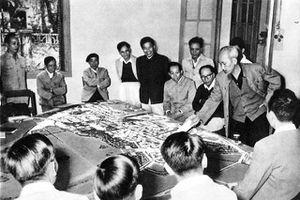 Chủ tịch Hồ Chí Minh với Đảng bộ và Nhân dân Hà Nội