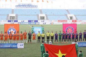 Vòng 2 V-League 2020: SHB Đà Nẵng vỡ trận ngay trên sân nhà