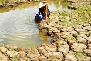 Tài nguyên nước là chìa khóa làm giảm tác động tiêu cực của biến đổi khí hậu