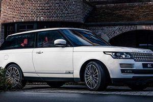 SUV hạng sang Range Rover SV Coupe 2 cửa gần 7 tỷ đồng