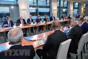 Dịch COVID-19 đặt nền kinh tế nước Đức vào tình trạng 'báo động đỏ'