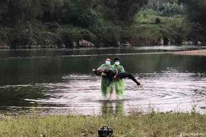 Đã xác định được danh tính của thi thể trôi trên sông Lam