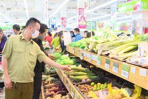 Đảm bảo vệ sinh an toàn thực phẩm mùa Covid-19