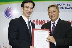 BV Bạch Mai có Quyền Chủ tịch HĐQL và Giám đốc mới