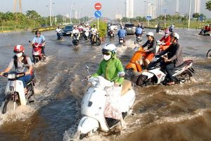 TP.HCM: Thành bại của phát triển đô thị phụ thuộc vào công tác đối phó với biến đổi khí hậu