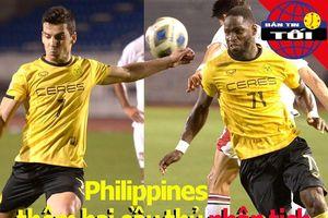 Philippines thêm cầu thủ nhập tịch; nhiều VĐV 'thoát' COVID-19