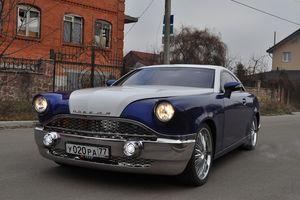 Biến xe mới thành xe cũ - thú chơi ôtô khác người