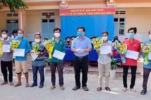 Kết thúc cách ly y tế đối với 33 người tại thị xã Tân Châu, tỉnh An Giang