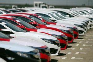 Ô tô nhập khẩu từ Thái Lan và Indonesia chiếm số lượng áp đảo