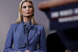 Công bố kết quả xét nghiệm COVID-19 của con gái Tổng thống Mỹ - Ivanka Trump