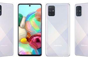 Thông số kỹ thuật Samsung Galaxy A71 5G xuất hiện trên TENAA