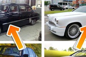 Xế độ lạ: BMW, Mercedes 'lột xác' theo phong cách Liên Xô Cũ