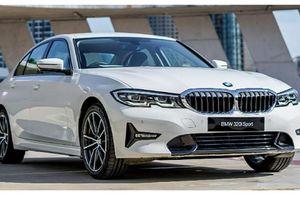 Chi tiết BMW 320i 2020 'giá rẻ' sắp bán tại Việt Nam