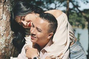 MC Chúng tôi là chiến sĩ bày tỏ tình yêu mãnh liệt dành cho chồng