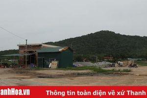 Huyện Tĩnh Gia tăng cường quản lý quy hoạch, trật tự xây dựng trên địa bàn