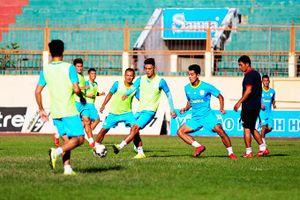 Các đội tuyển thể thao: Chủ động duy trì tập luyện