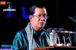 Thủ tướng Hun Sen chỉ đạo khẩn xây các khu điều trị người mắc Covid-19