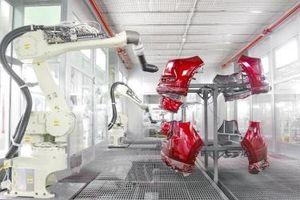 Nhà máy linh kiện nhựa của Thaco Group mở rộng thị trường xuất khẩu
