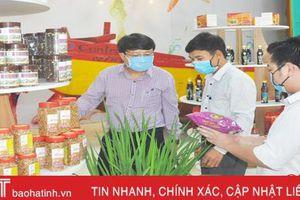 Tích cực hỗ trợ phát triển các mô hình công nghiệp nông thôn Hà Tĩnh