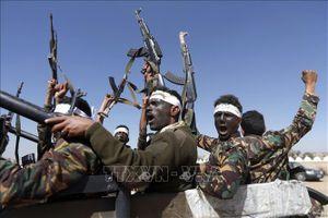 Phiến quân Houthi ngăn tàu của Liên hợp quốc rời cảng Hodeidah