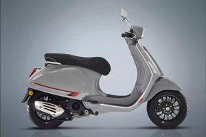 Xe ga Vespa 50 phân khối, giá cao hơn Honda SH