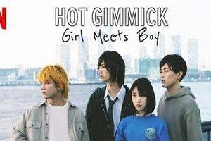 'Hot Gimmick: Girl Meets Boy' - Một nàng và ba chàng cùng thanh xuân 'cẩu huyết' rối như tơ vò