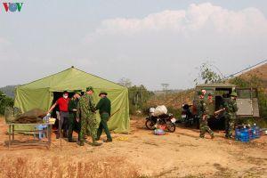 Sơn La quyết chặn dịch Covid-19 nơi tuyến đầu biên giới