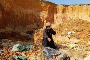 Tập trung xử lý vụ chôn lấp chất thải trái phép ở huyện Sóc Sơn