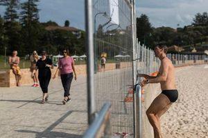 Covid-19: Dân Úc chui rào đi bơi, người New Zealand phớt lờ lệnh phong tỏa