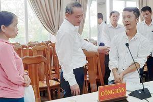 Lãnh đạo TP Đà Nẵng tiếp, xử lý khiếu nại của công dân