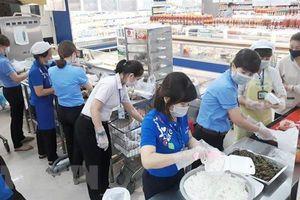 Doanh nghiệp chung tay cung cấp hơn 30.000 suất ăn cho các khu cách ly