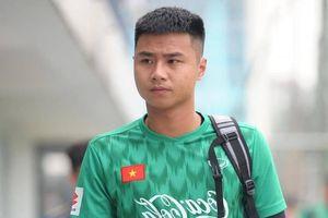Thủ môn U23 Việt Nam sắp có cơ hội đối đầu Văn Lâm tại Thai League